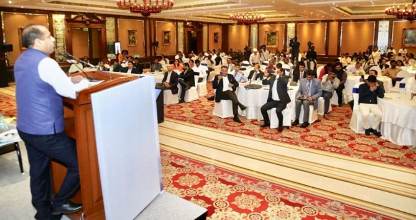 हिमाचल की बदलेगी किस्मत, हैदराबाद के बड़े उद्योगपतियों से मिले CM जयराम