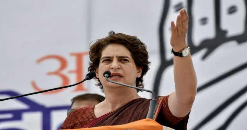 महिला सुरक्षा को लेकर जंतर-मंतर पर होने वाले प्रर्दशन में शामिल में प्रियंका गांधी होंगी शामिल