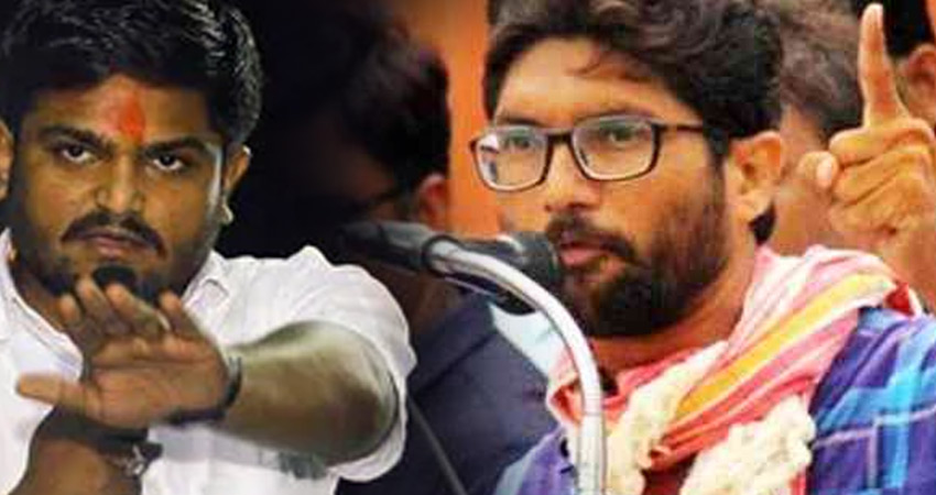 हार्दिक-जिगनेश के निशाने पर भी BJP, बोले- चोरों के खिलाफ लड़ रहे हैं हमलोग