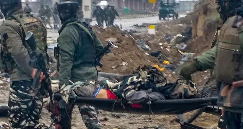 #PulwamaTerroristAttack: सेना पर हुए इन हमलों ने दहला दिया देश का दिल, भूल पाना आसान नहीं !
