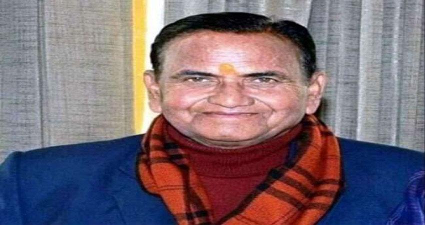 BJP के वरिष्ठ नेता एवं विधानसभा के पूर्व उपाध्यक्ष रिखी राम कौंडल का दिल का दौड़ा पड़ने से निधन