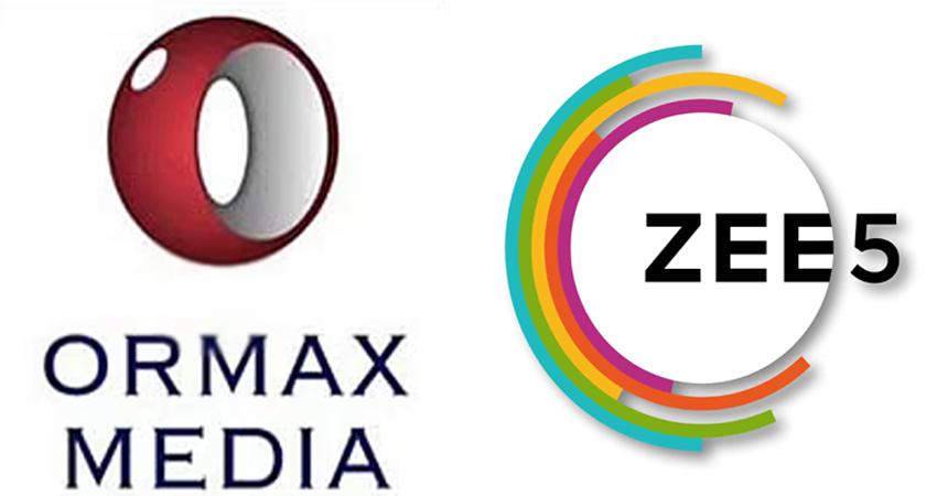 ऑरमैक्स मीडिया: ZEE5 की चार ओरिजिनल फिल्में अगस्त में सर्वश्रेष्ठ ओटीटी कंटेंट में हुई शामिल!