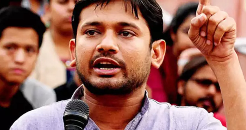 कन्हैया कुमार ने इशारों में पीएम मोदी के भाषण पर कसा तंज