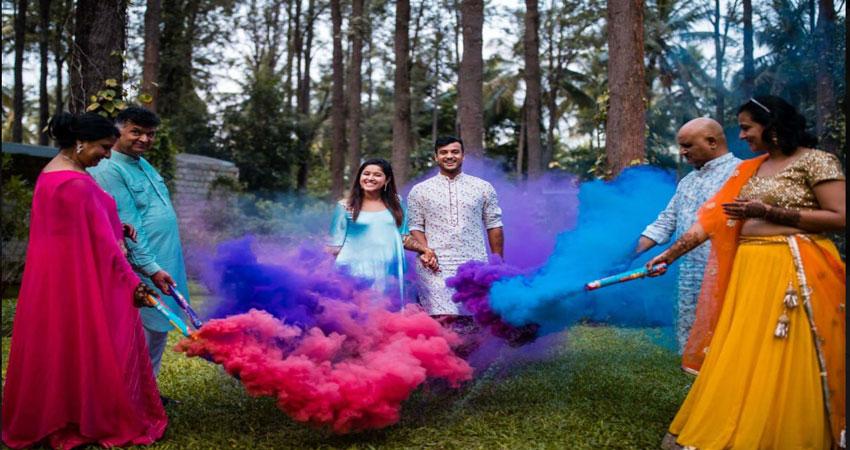 गर्लफ्रेंड संग शादी के बंधन में बंधा IPL का ये स्टार बल्लेबाज, देखें Pics
