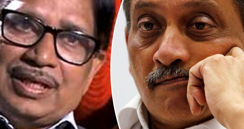 कांग्रेस ने गोवा में पर्रिकर की अनुपस्थिति को बनाया मुद्दा, भाजपा भड़की