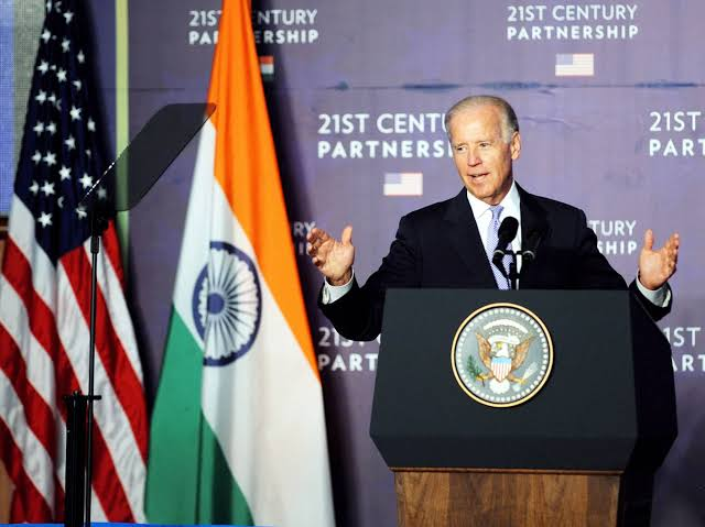 भारत को और मदद देने की अमेरिका में उठी मांग, सांसद ने राष्ट्रपति बाइडन को पत्र लिखकर कही ये बात
