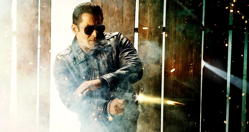 सुपरस्टार सलमान खान फिल्म ''राधे'' में तीन खलनायकों से करेंगे आमना-सामना!