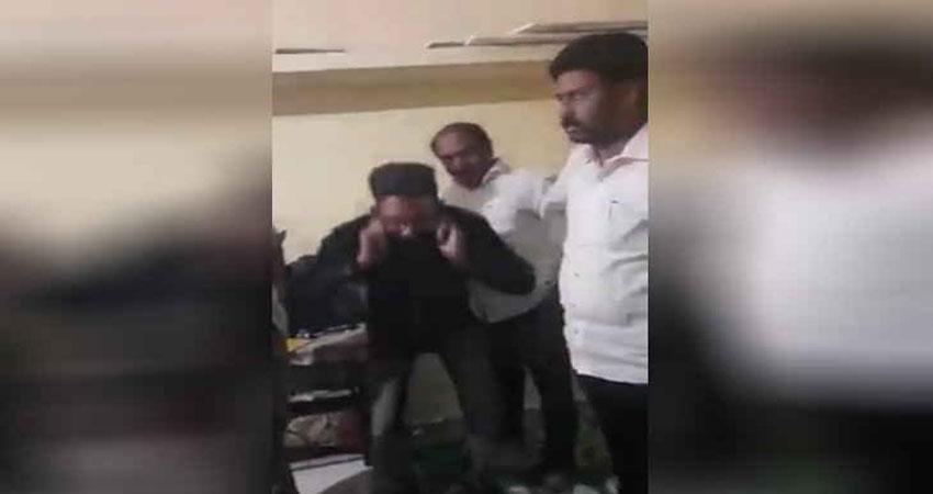 युवक ने की राज ठाकरे की आलोचना, मनसे कार्यकर्ताओं ने करवाई उठक-बैठक