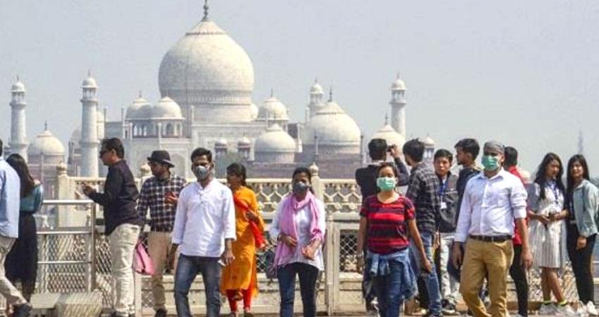 ताजमहल के दीदार रात में भी होंगे, आज से फिर खुला ऐतिहासिक स्मारक