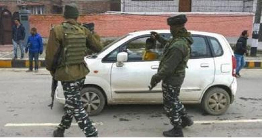 हिजबुल आतंकियों के साथ DSP गिरफ्तार, एंटी टेरर ऑपरेशन का रहा था हिस्सा