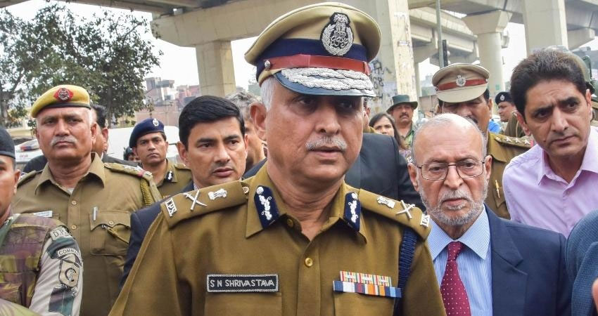 दिल्ली दंगों की जांच को लेकर पुलिस कमिश्नर श्रीवास्तव ने किए कई खुलासे
