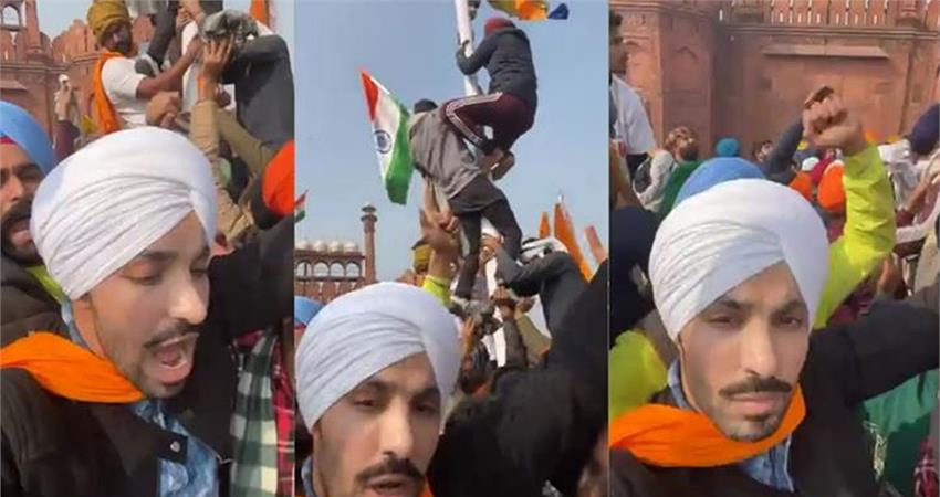 गणतंत्र दिवस हिंसा: दिल्ली पुलिस ने दीप सिद्धू के खिलाफ दायर किया पूरक आरोप-पत्र