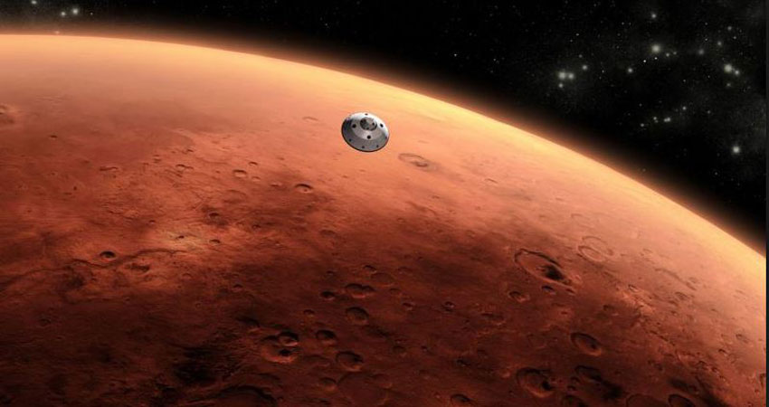 पृथ्वी के कोरोना से ना रुक जाए मंगल ग्रह का कारोबार, वर्क फ्रॉम होम में जुटे वैज्ञानिक