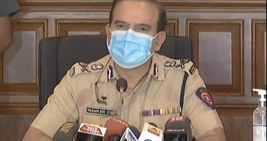 मुंबई पुलिस कमिश्नर के पद से हटाए गए परमबीर सिंह