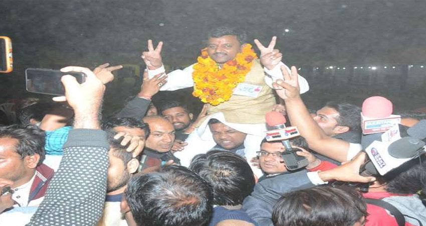 रुड़की नगर निगम चुनाव में कांग्रेस को झटका, भाजपा को समर्थन देने वालेनिर्दलीय जीते