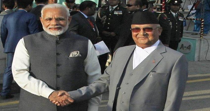 कोरोना संकट में भारत ने नेपाल को भेजी आवश्यक दवाएं, PM केपी शर्मा ओली ने PM मोदी का किया शुक्रिया