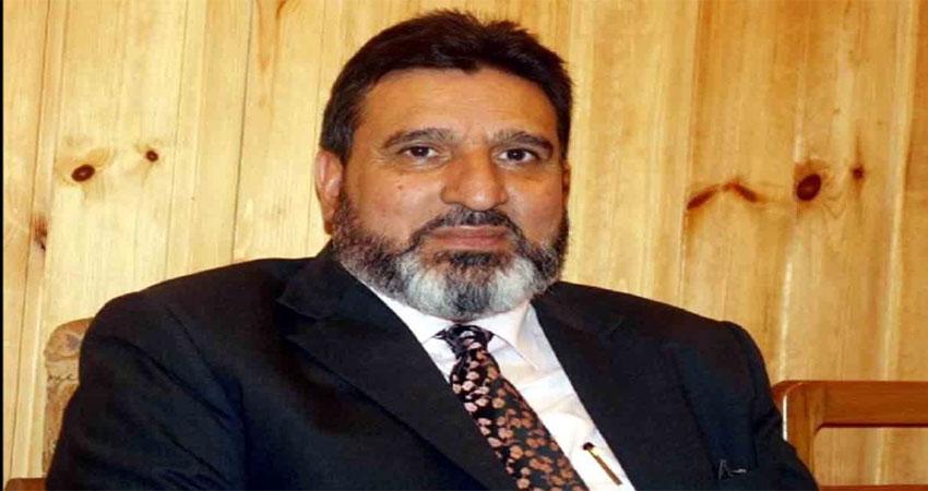 जम्मू कश्मीरःबुखारी ने नई राजनीतिक पार्टी की घोषणा की,कहा-अवाम की परेशानी करेंगे दूर