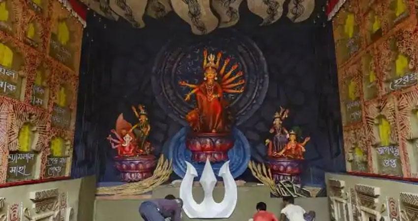 पश्चिम बंगाल: दुर्गा पंडाल में पब्लिक की Entry पर लगी रोक, कलकत्ता हाईकोर्ट ने दिया आदेश