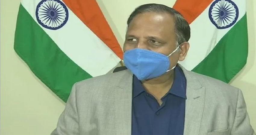 Corona केस पर बोले दिल्ली के स्वास्थ्य मंत्री,अगले दो सप्ताह बेहद अहम