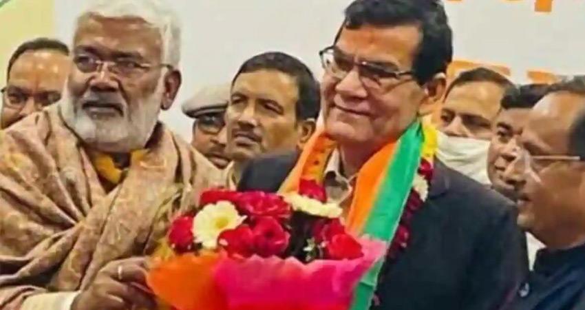 उप्र विधान परिषद चुनाव: BJP उम्मीदवारों की पहली लिस्ट, अरविंद शर्मा को मिला मौका