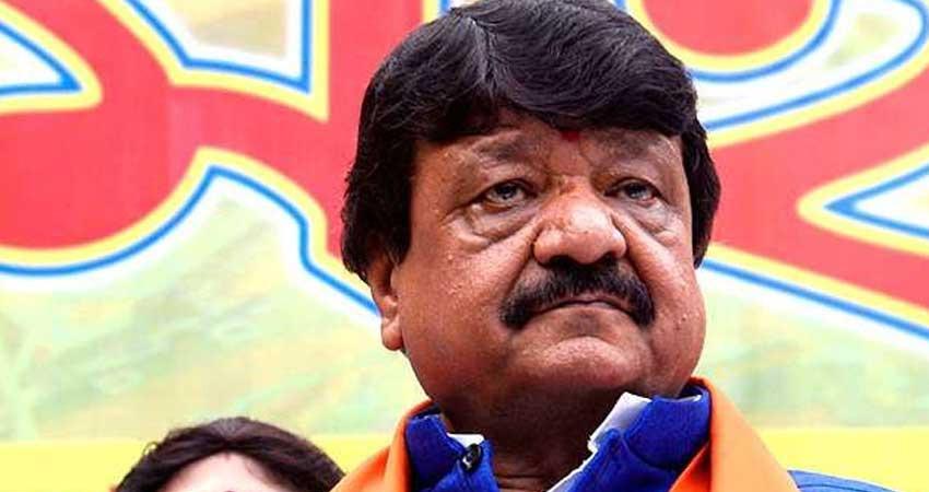 #BJP महासचिव कैलाश बल्ला कांड में अपने बेटे आकाश के बचाव में उतरे