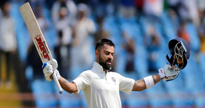 ICC टेस्ट रैंकिंग में कोहली शीर्ष पर बरकरार, रबादा फिर बने नंबर-1 गेंदबाज