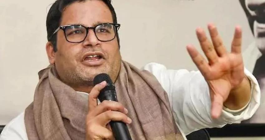 चुनावी रणनीतिकार प्रशांत किशोर ने राहुल गांधी से की मुलाकात