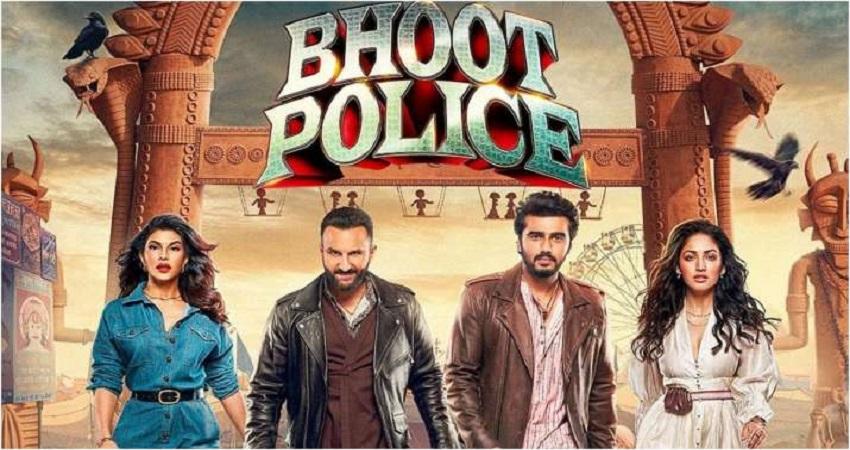 REVIEW: सैफ अली खान के फैंस और हॉरर मूवी देखने के शौकीनों के लिए है 'भूत पुलिस'