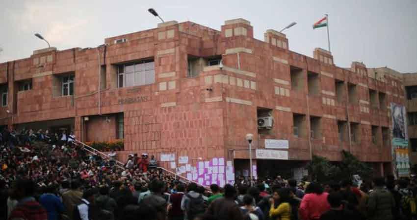 JNUSU को दिल्ली हाईकोर्ट का झटका, कोर्ट के आदेश की अवहेलना को लेकर भेजा नोटिस