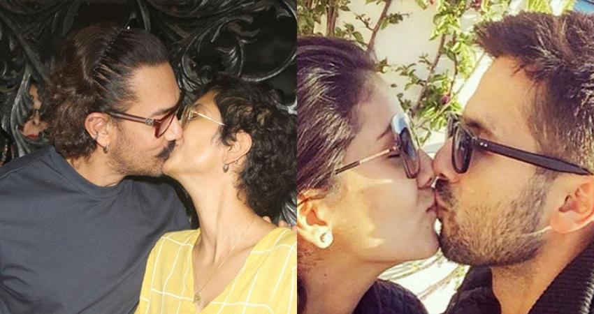 #KissDay2020: इन बॉलीवुड कपल्स की Kissing Pics ने मचाया था सोशल मीडिया पर धमाल