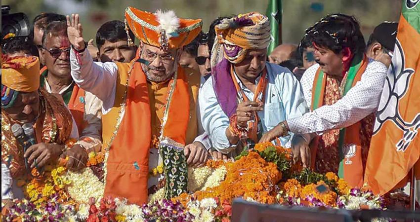 रथ यात्रा रुकने के बाद ममता के गढ़ में ताबड़तोड़ रैलियां करेगी BJP