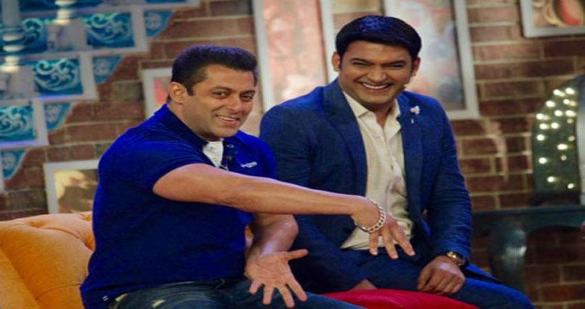 ''द कपिल शर्मा शो'' के पहले गेस्ट होंगे सलमान खान, शूटिंग हुई शुरू