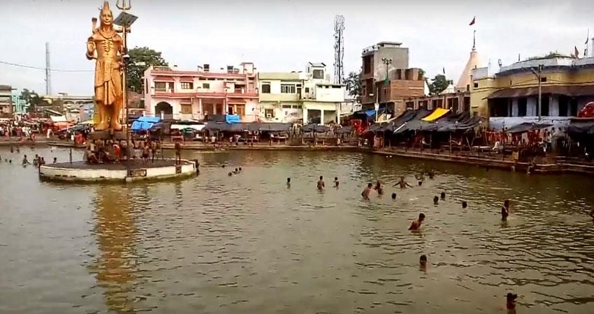 लखीमपुर में बने इस मंदिर का पौराणिक कथाओं में है जिक्र, लोग आज भी हैं इस मंदिर से अनभिज्ञ