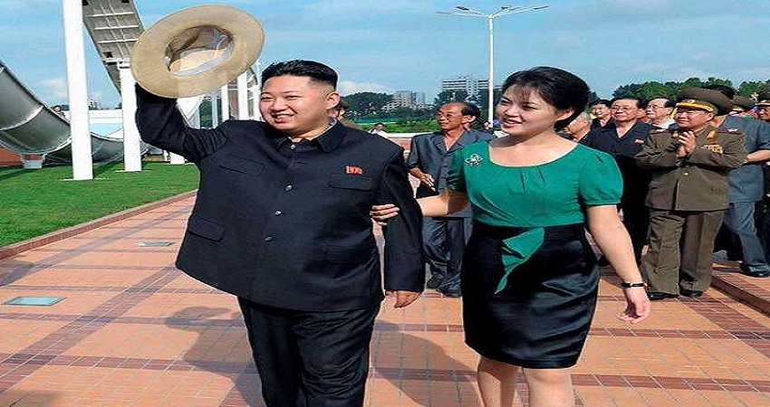 तानाशाह नेता किम जोंग ने एक साधारण लड़की को ऐसे दिया था दिल, दोनों की लव स्टोरी है कमाल