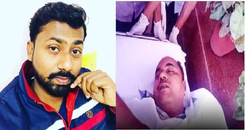 कानपुर में BSP नेता की गोली मारकर हत्या, मायावती को चांद पर जमीन गिफ्ट कर आए थे चर्चा में
