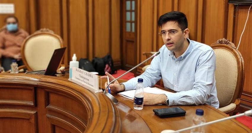 AAP विधायक चड्ढा ने दी दिल्ली को मिल रही ऑक्सीजन की जानकारी