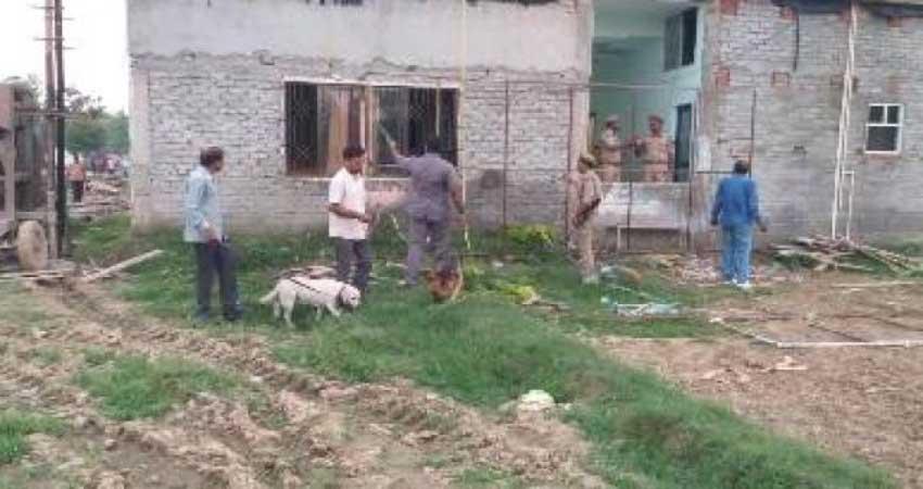 कालाढूंगी में मिला 51mm का इलग बम, वन विभाग की टीम ने किया जमीनदोज