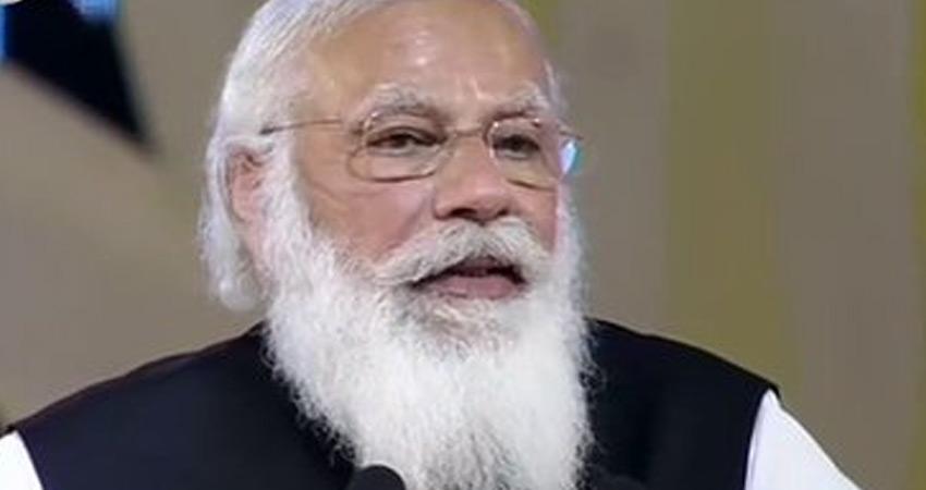 महामारी से हुए नुकसान के बाद अब अर्थव्यवस्था को दुरुस्त करने की जरूरत: PM मोदी