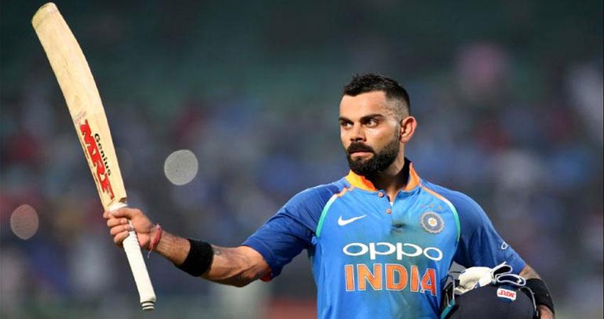 भारत और कोहली की आईसीसी टेस्ट रैंकिंग  में बादशाहत बरकरार