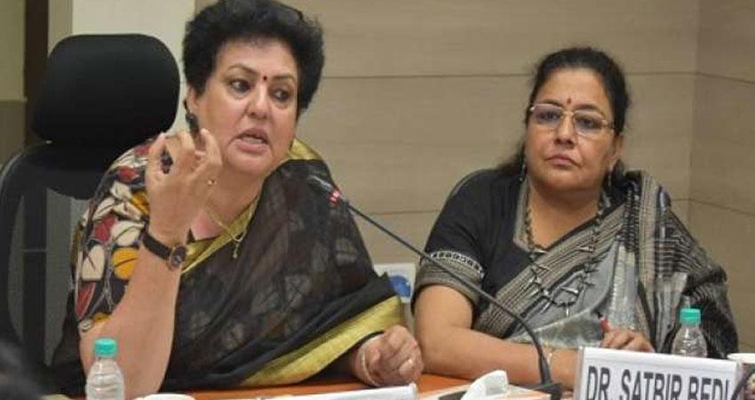 महिला आयोग ने 'मी टू' के आरोपों को लेकर चन्नी का मांगा इस्तीफा, सोनिया गांधी से की अपील