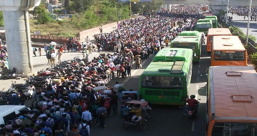 Lockdown: मजदूरों का पलायन CM नीतीश को नहीं आया रास, लॉकडाउन को लेकर कही ये बड़ी बात