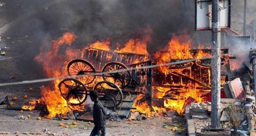 सफरनामा 2020: दंगा जो दिल्ली के लिये बना दाग,लगेगा जख्म भरने में वक्त!