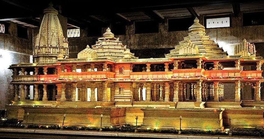 राम मंदिर 'भूमि पूजन' से पहले सांप्रदायिक सद्भाव का संदेश दे रहीं अयोध्या में मस्जिदें