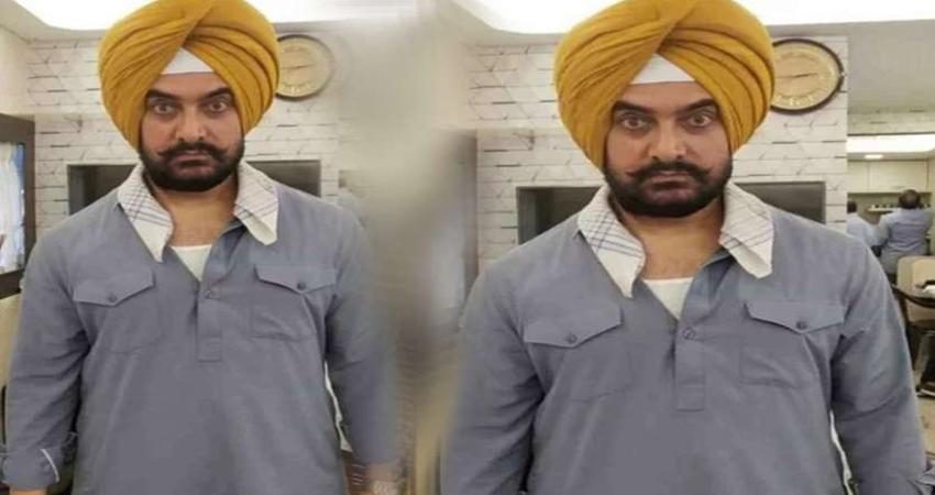 ''लाल सिंह चड्ढा'' की टीम ने आमिर खान के पंचगनी घर में संगीत पर काम किया शुरू