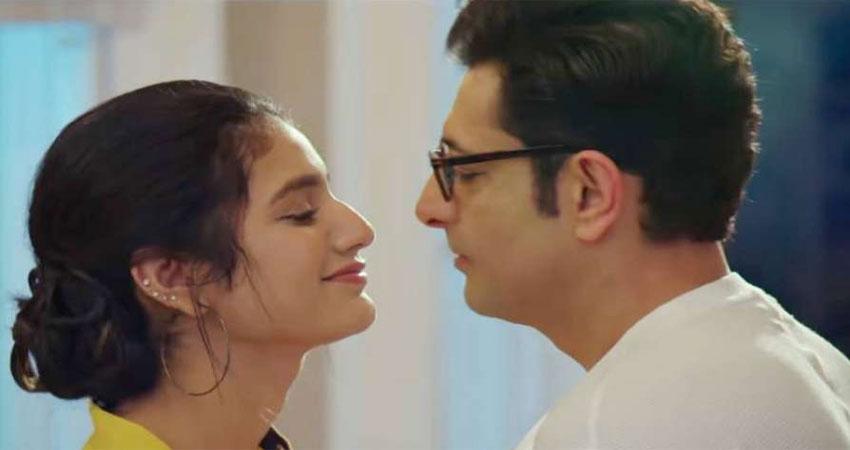 फिल्म श्रीदेवी बंगलो के दूसरे टीजर में बेहद रोमांटिक दिखीं प्रिया प्रकाश