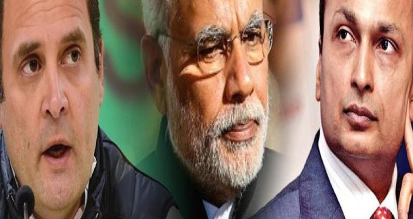 राहुल गांधी बोले- सिर्फ अंबानी, नीरव जैसे उद्योगपतियों की सुनते हैं पीएम मोदी