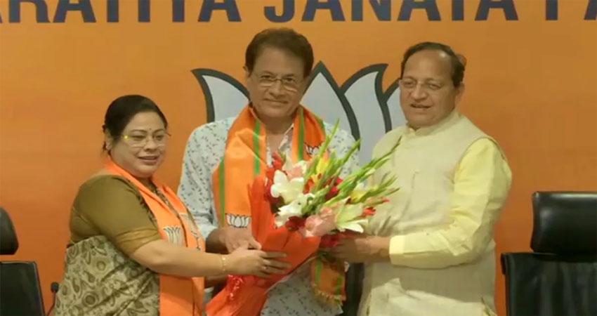 विधानसभा चुनाव:भाजपा के हुए 'राम', अरुण गोविल ने थामा भगवा झंडा  