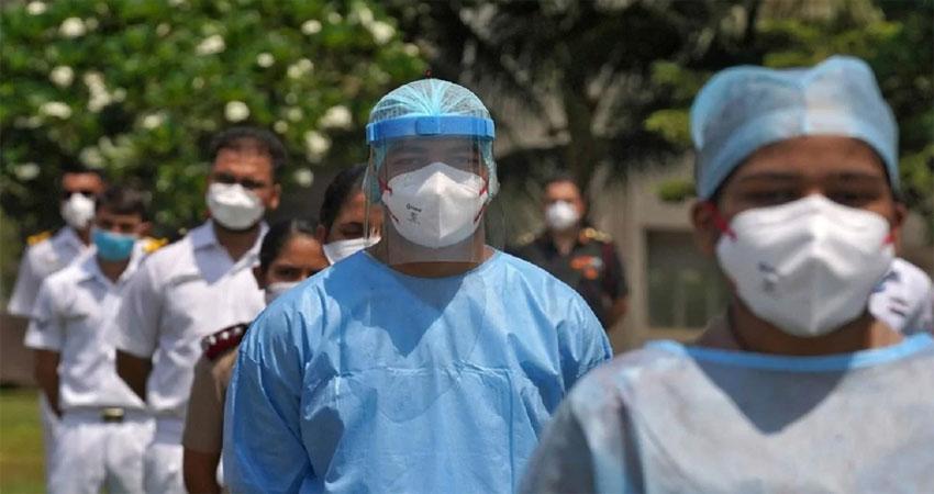 फेस्टीव सीजन में Corona संक्रमण बढ़ने का खतरा बरकरार, नीति आयोग ने जताई चिंता
