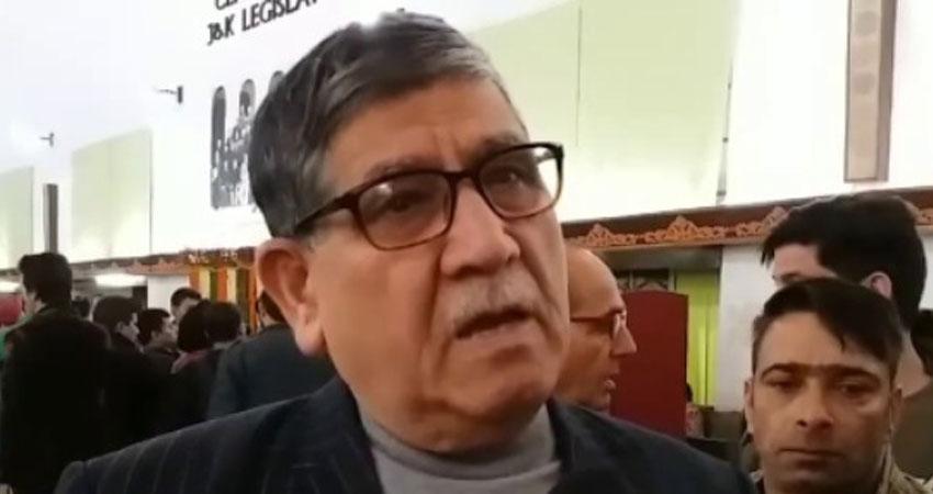 जम्मू कश्मीर : अब नेशनल कॉन्फ्रेंस के सांसद के बेटे पर लगा #PSA