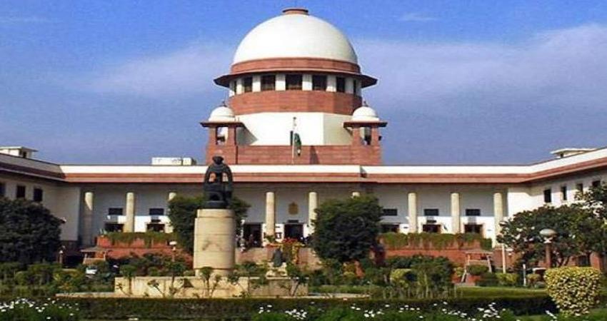 आयोध्या विवाद में सुनवाई की सुप्रीम कोर्ट ने तय की समय-सीमा